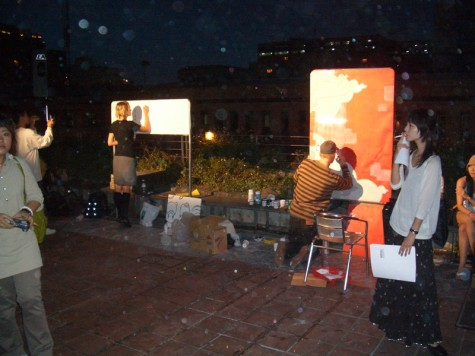 Taiwan Rooftop Exhibition