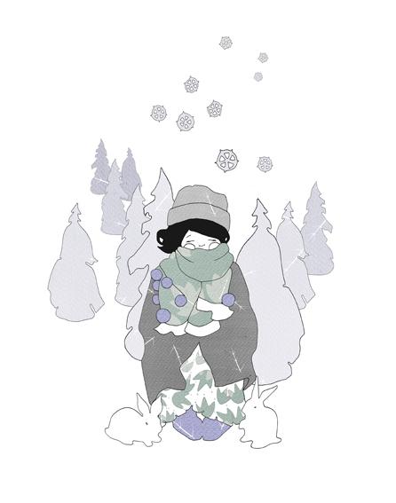 Korean Snowflake