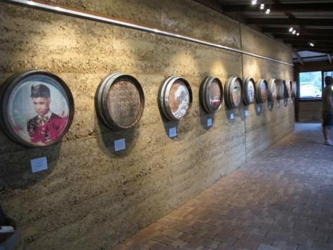 Wine Barrel Exhibition 2010 – 2014