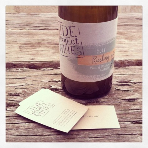 Side Project Wines